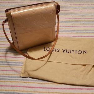 Louis Vuitton rare ballerina pink purse